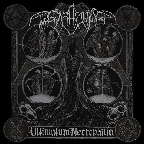 SVARTTJERN – Ultimatum Necrophilia