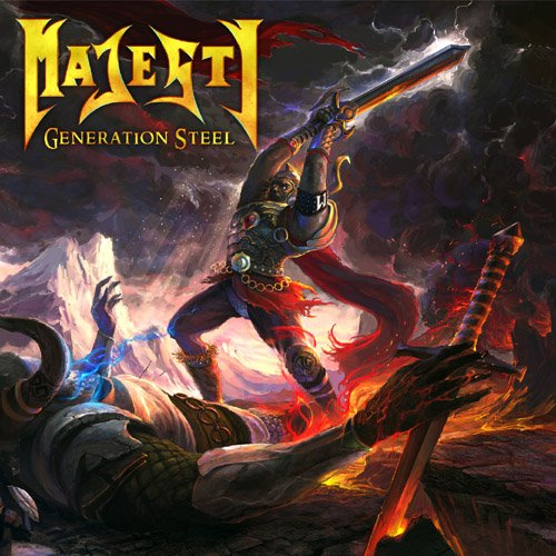 MAJESTY - Generation Steel