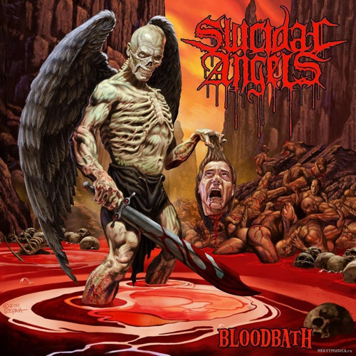 Suicidal Angels - Bloodbath